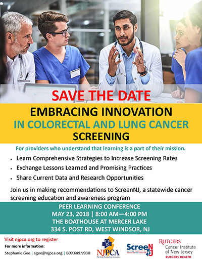 Embracing Innovation in Colorectal and Lung Cancer Screening