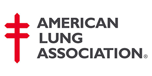 American Lung Association text logo