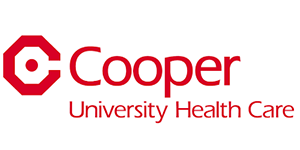 Cooper University Healthcare text logo