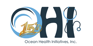 Ocean Health Initiatives text logo