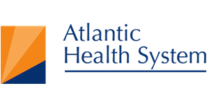 Atlantic Health System text logo
