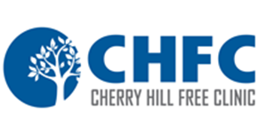 Cherry Hill Free Clinic text logo