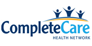 CompleteCare Health Network text logo