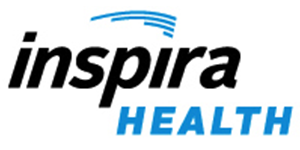 Inspira Health text logo