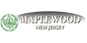 Maplewood New Jersey Township Health Department text logo