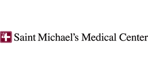 Saint Michael's Medical Center text logo