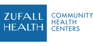 Zufall Health Community Health Centers text logo