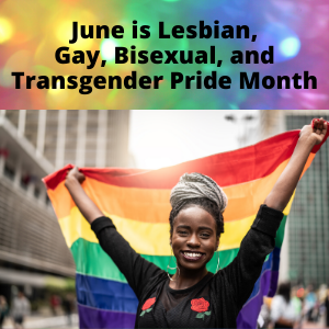 june is pride month graphic